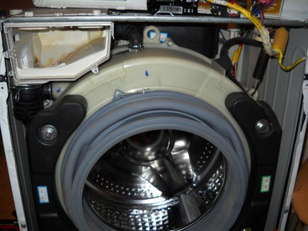 Ремонт бака стиральной машины в Самаре